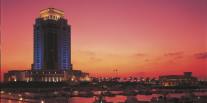 The Ritz Carlton Doha