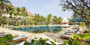 Raffles Grand Hotel d'Angkor Raffles Siem-Reap