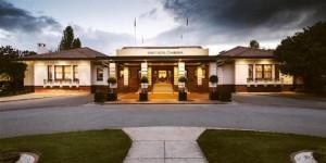 Hyatt Hotel Canberra — A Park Hyatt Hotel